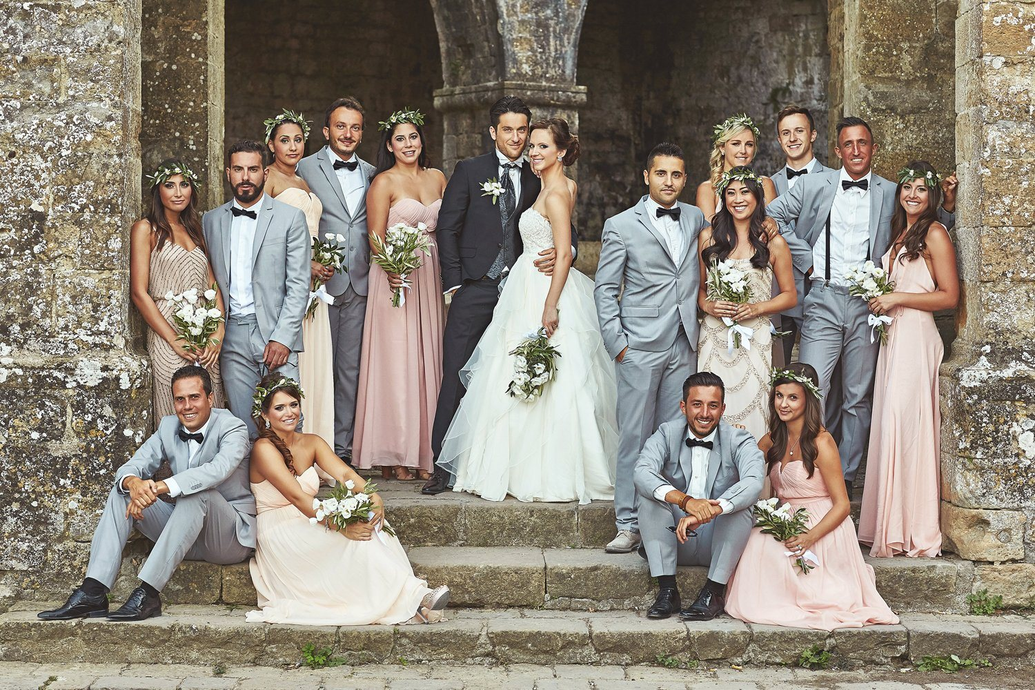 Where To Get Married In Italy: Italian Wedding Planner US & UK