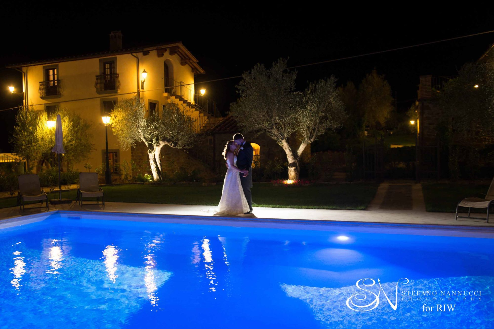 Pool Wedding Ideas Romantic Italian Weddings